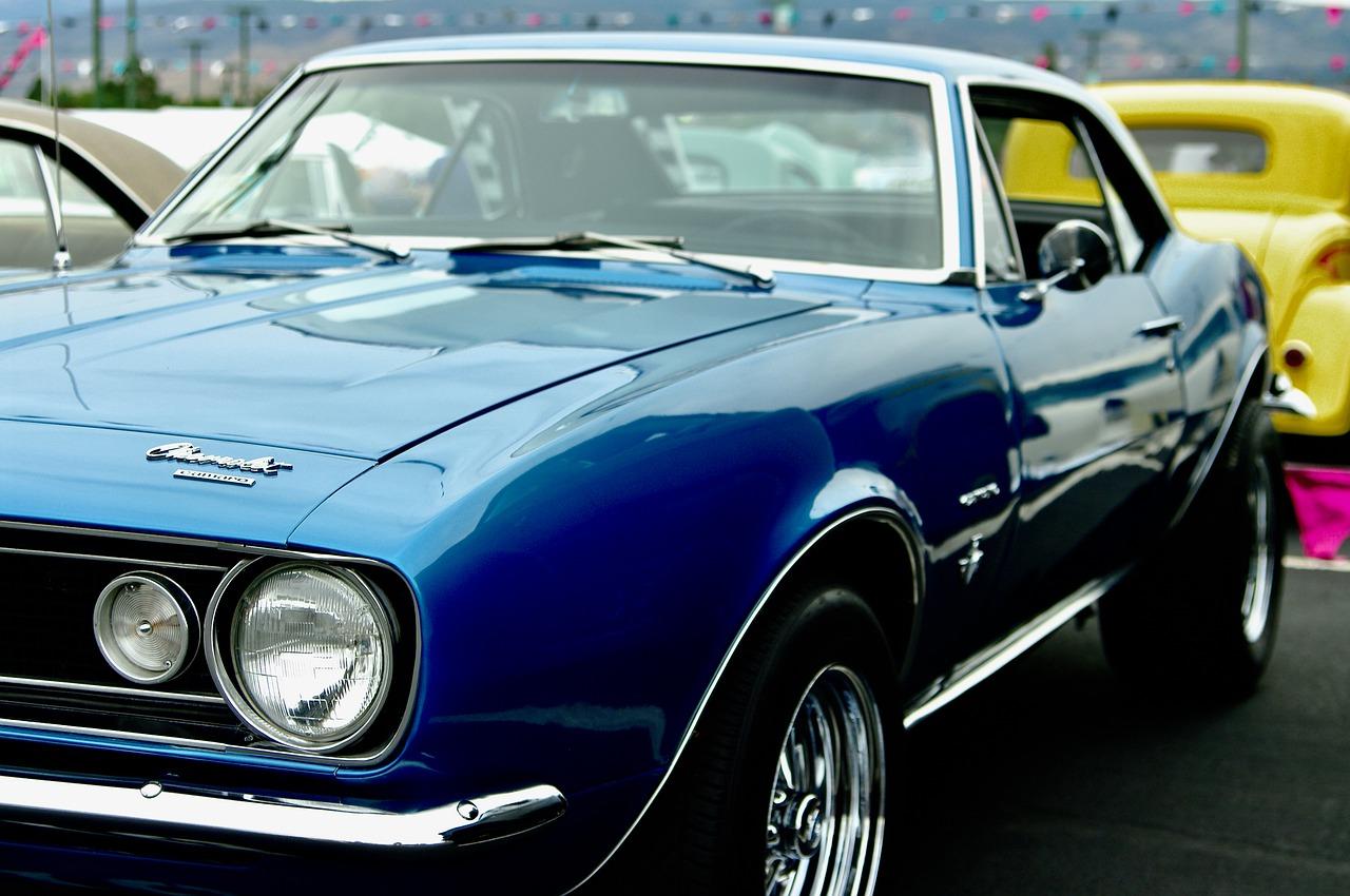chevrolet, car, vintage